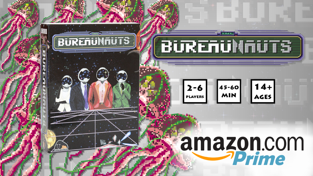 Click to go to Amazon.com to buy Bureaunauts